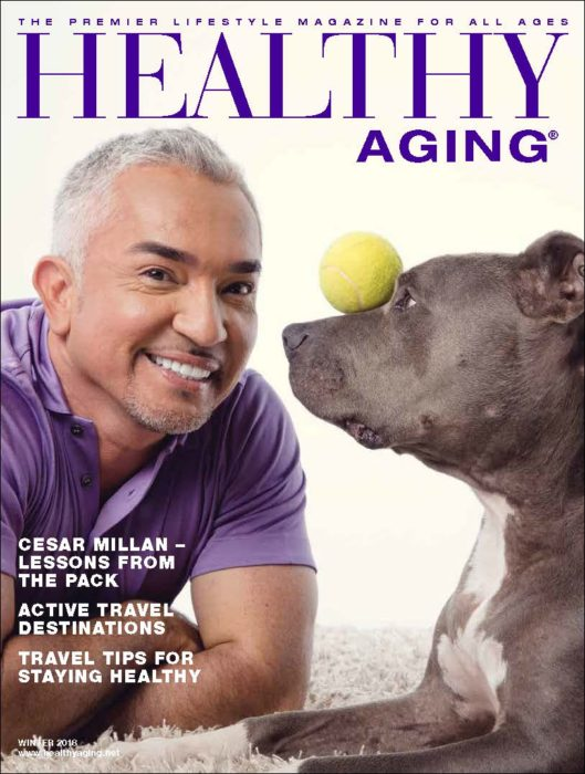 healthy aging magazine