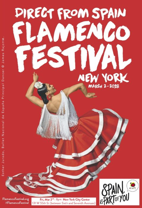 flamenco festival new york poster. Healthy Aging magazine