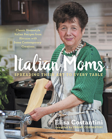 Italian Moms book jacket. healthyaging.net