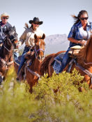Horses, Hats, History, Honesty, Heart, and Hospitality Make It a Dude Ranch Vacation
