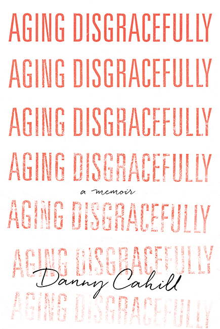 aging disgracefully book jacket