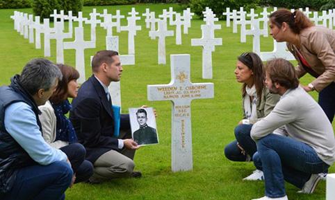 Aisne Marne Cemetery