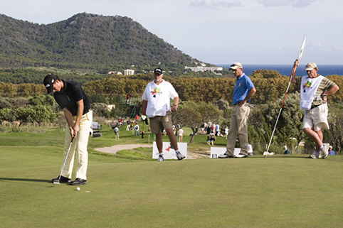 golfing in mallorca. healthyaging.net