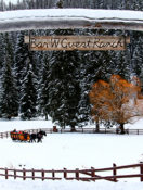 Winter Vacation on a Dude Ranch? Really? Yes, Really!