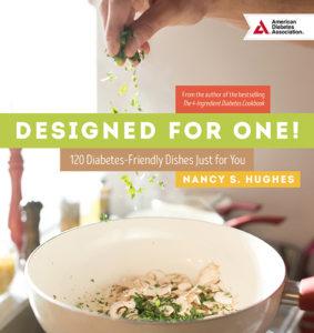 Designed for One cookbook