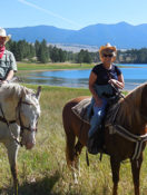 Win a Vacation Stay at Bar W Guest Ranch
