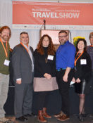 Road Trips Across America Seminar Big Success at NY Times Travel Show
