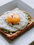 egg on toast healthyaging.net