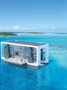 Rising Seas and Bigger Hurricanes … No Problem with a Floating House!