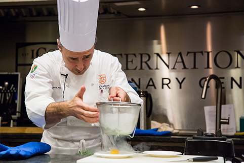International Culinary Institute. Photo: Arielle Photos