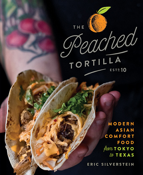 Peached Tortilla cookbook cover