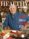 Healthy Aging Magazine fall 2019 cover
