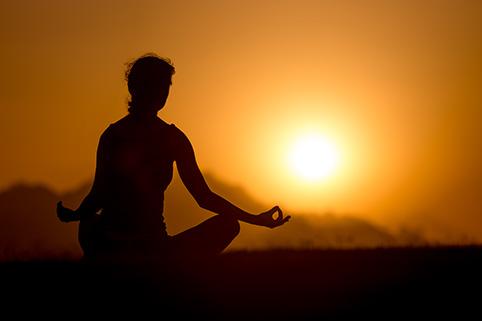 meditation Healthy Aging