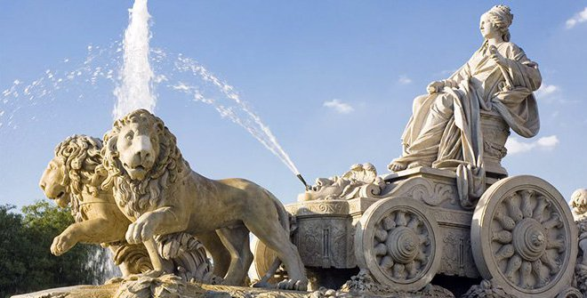 La Cibeles Fountain