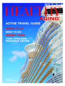 Healthy Aging Magazine Publishes Active Travel Guide 2020