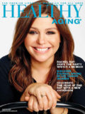 Rachael Ray Healthy Aging cover