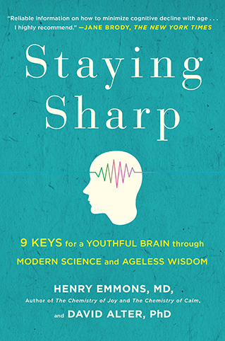 Staying Sharp cover