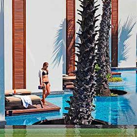 spa cuisine Hotel Intercontinental