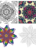 coloring book samples