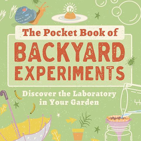 Backyard Experiments book jacket