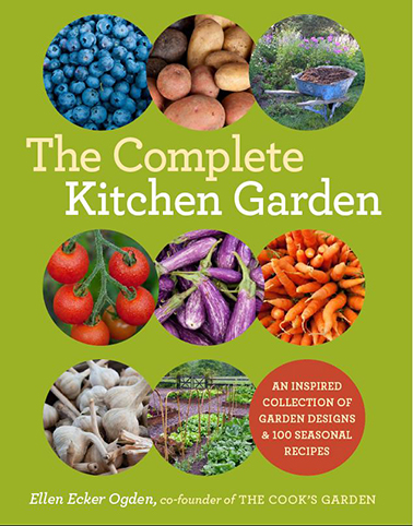 Complete Kitchen Garden book jacket