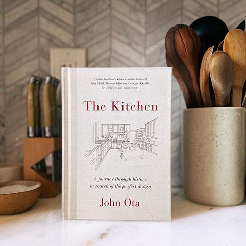 Kitchen book. John Ota