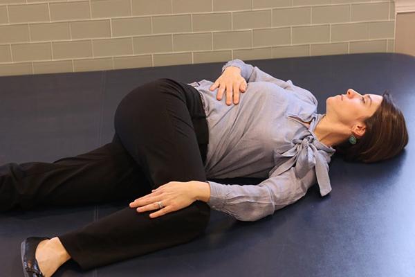 rib stretch healthy aging