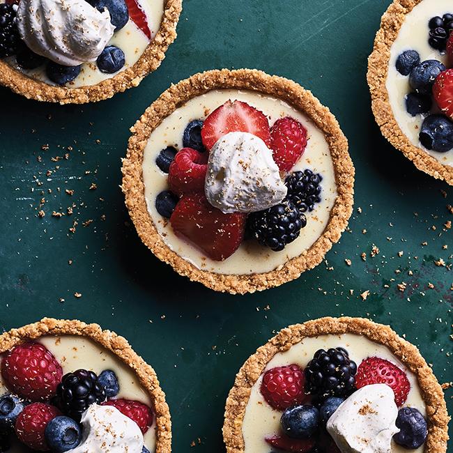 little berry pie