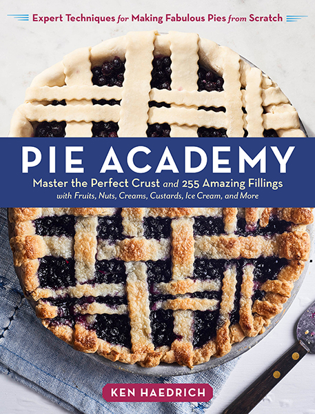 pie academy book cover