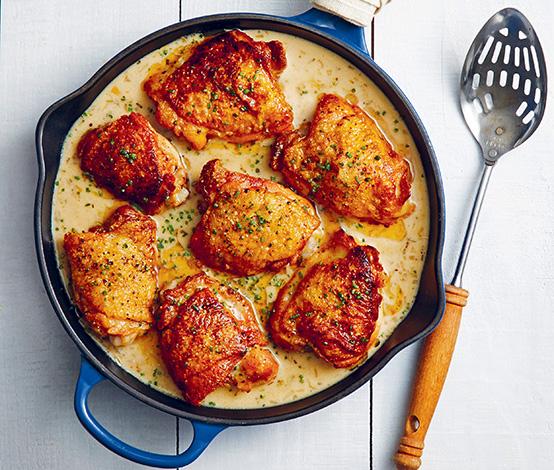 crispy chicken healthy aging