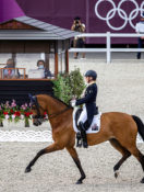 And the Neighs Have It … Oldest Olympian is Again An Equestrian