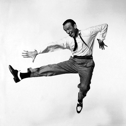 Fred Astaire tap dance